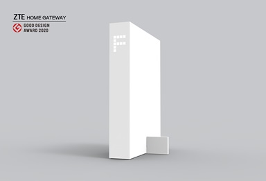 ZTE wins Good Design Awards 2020