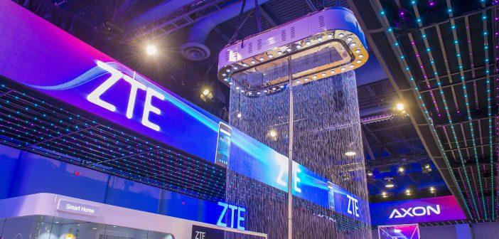 ZTE's patented technology value exceeds AUD $9 Billion